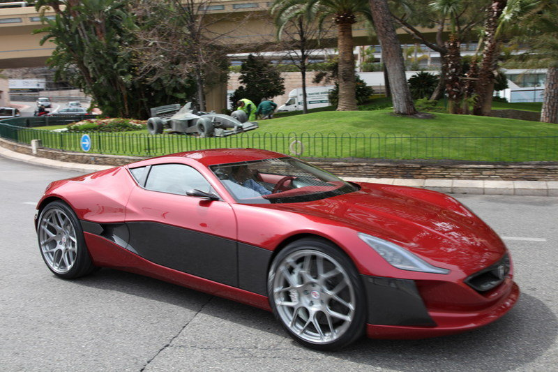 2011 Rimac Concept One Exterior - image 450689
