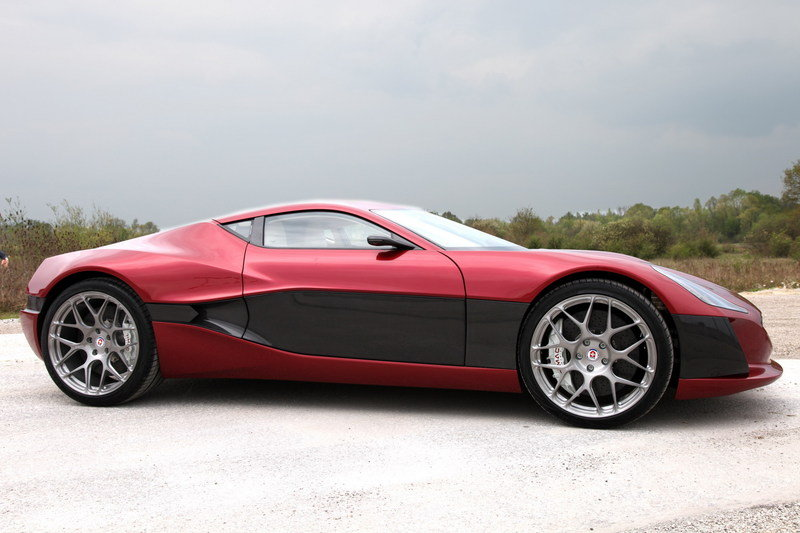 2011 Rimac Concept One Exterior - image 450673