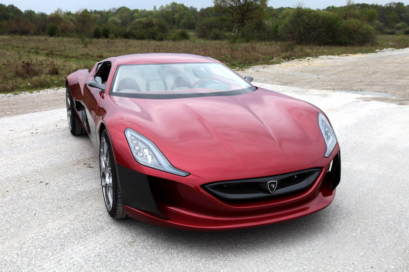 2011 Rimac Concept One Exterior - image 450677