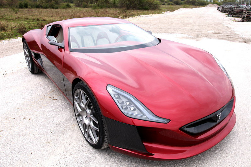Rimac Automobili now has an Investor to Help Launch the Outrageous Concept One Supercar