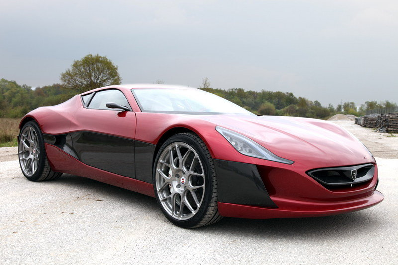 Richard Hammond's Accident Helped Rimac Sell Three Cars The Exact Same Day