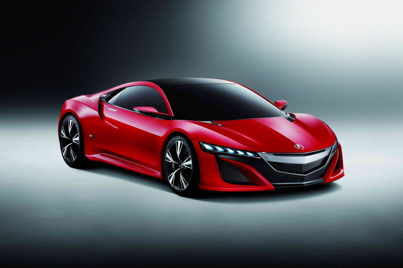 2012 Acura NSX Concept High Resolution Exterior Wallpaper quality - image 451594