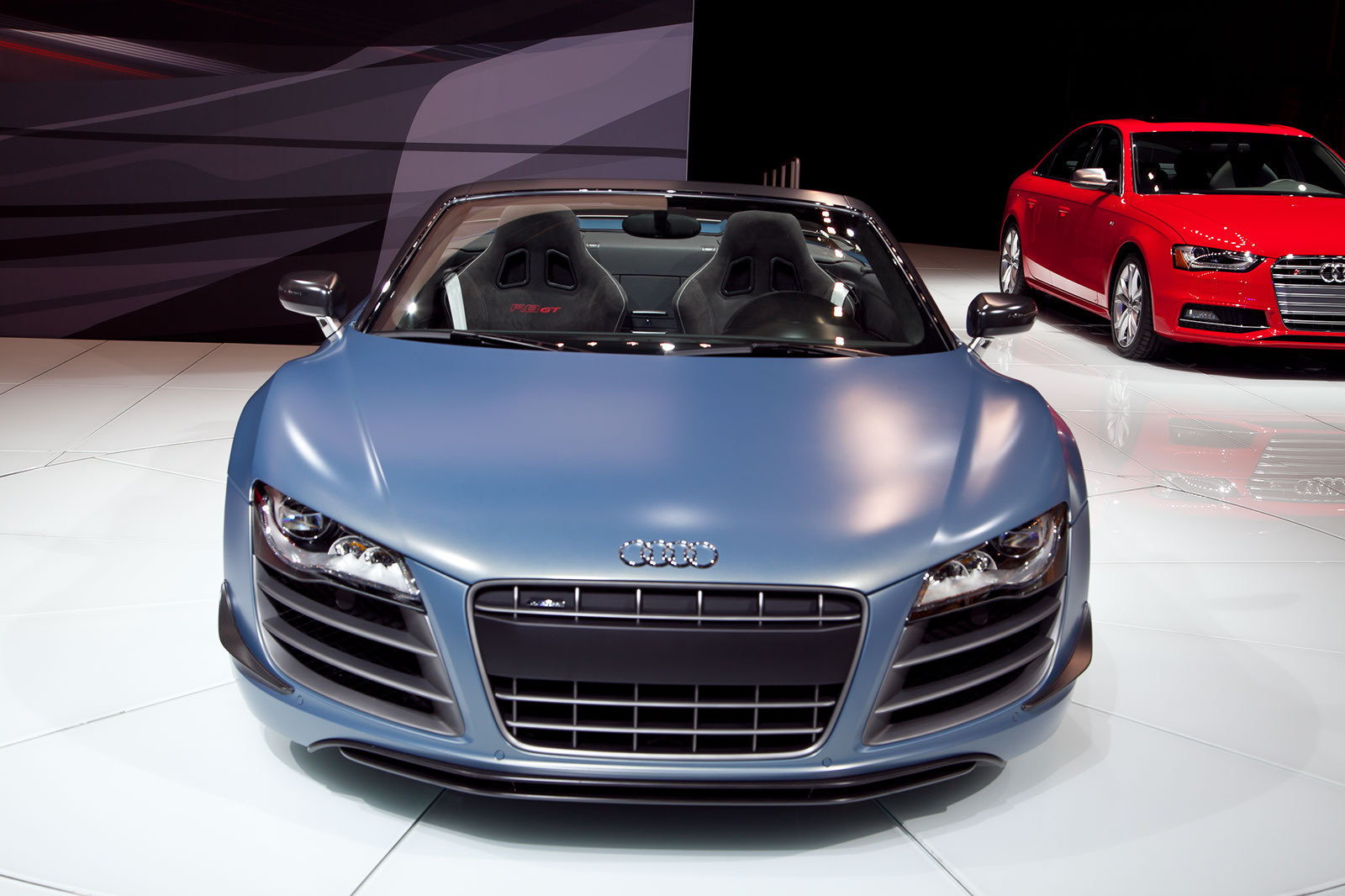 2012 Audi R8 GT Spyder - Picture 448777   car review @ Top Speed