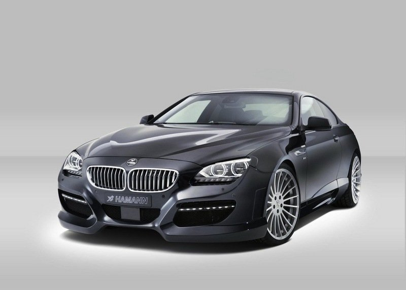 2012 BMW 6-Series by Hamann