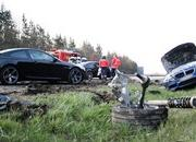 2012 BMW M5 wrecked following horrific autobahn crash - image 450804