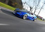 2012 Bugatti Veyron Sang Gemballa Blue by Gemballa Racing and Cam Shaft - image 446444