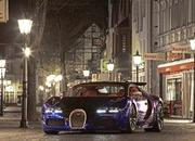 2012 Bugatti Veyron Sang Gemballa Blue by Gemballa Racing and Cam Shaft - image 446448