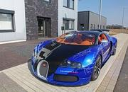 2012 Bugatti Veyron Sang Gemballa Blue by Gemballa Racing and Cam Shaft - image 446435