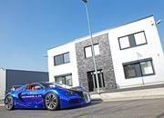 2012 Bugatti Veyron Sang Gemballa Blue by Gemballa Racing and Cam Shaft - image 446440