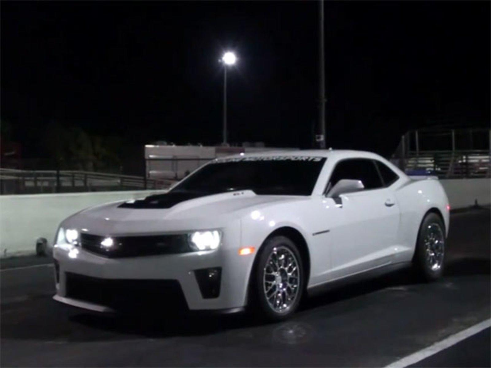 2012 Chevrolet Camaro Zl1 By Redline Motorsports Review
