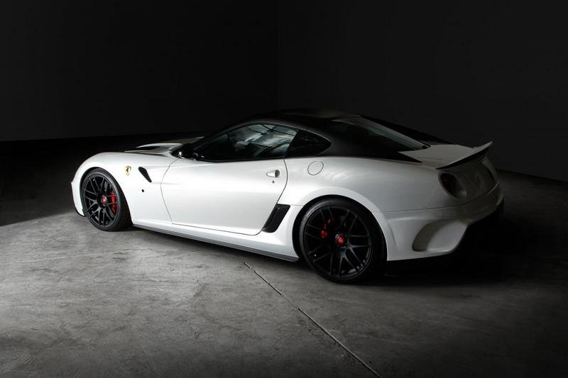 2012 Ferrari 599-VX Coupe by Vorsteiner