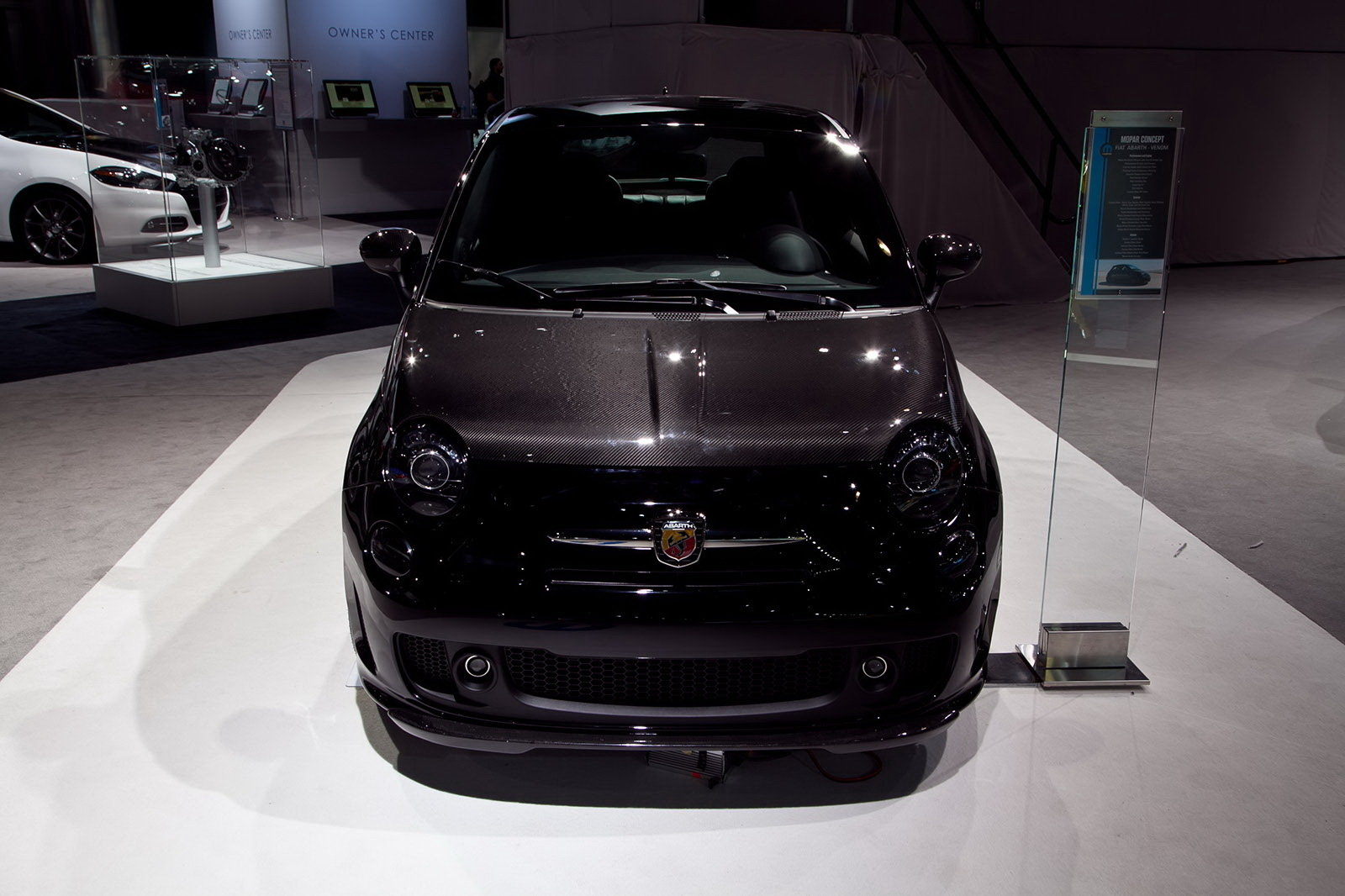 2012 fiat 500 abarth venom picture 448598 car review for Garage abarth paris