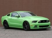 Ford Mustang by Ford Racing