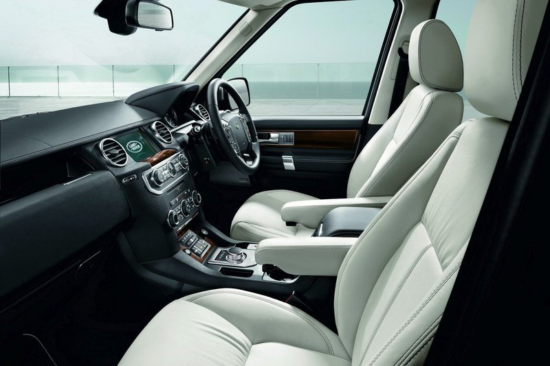 2012 Land Rover LR4 HSE Luxury Limited Edition