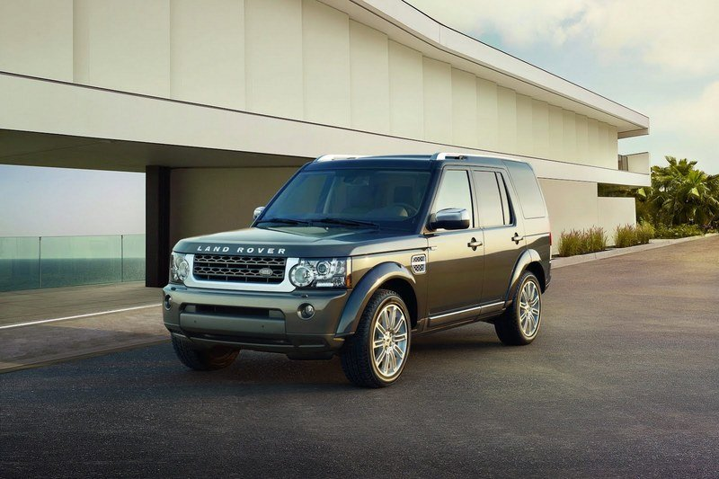 2012 Land Rover LR4 HSE Luxury Limited Edition High Resolution Exterior - image 446969