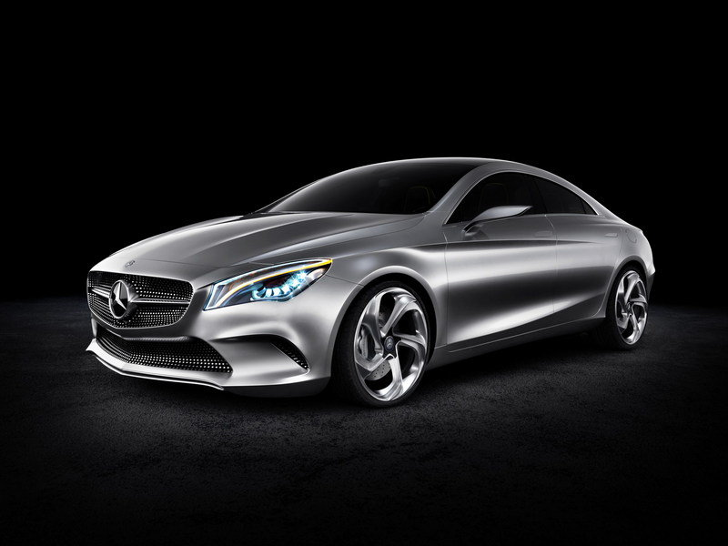 2012 Mercedes-Benz Concept Style Coupe (CLC) High Resolution Exterior - image 450460