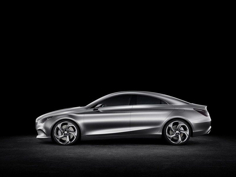 2012 Mercedes-Benz Concept Style Coupe (CLC) High Resolution Exterior - image 450461