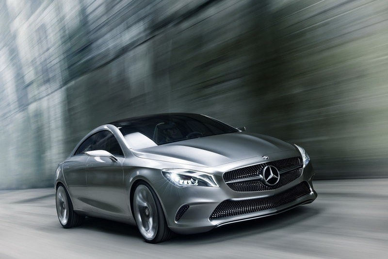 2012 Mercedes-Benz Concept Style Coupe (CLC) High Resolution Exterior Wallpaper quality - image 450477