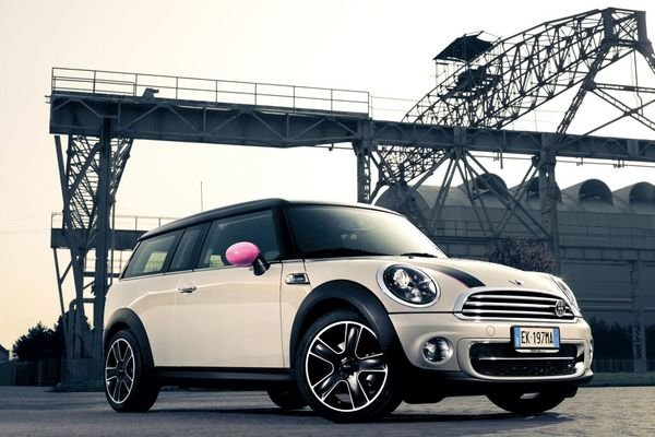 2012 Mini Clubman Ray Lin 600X0w