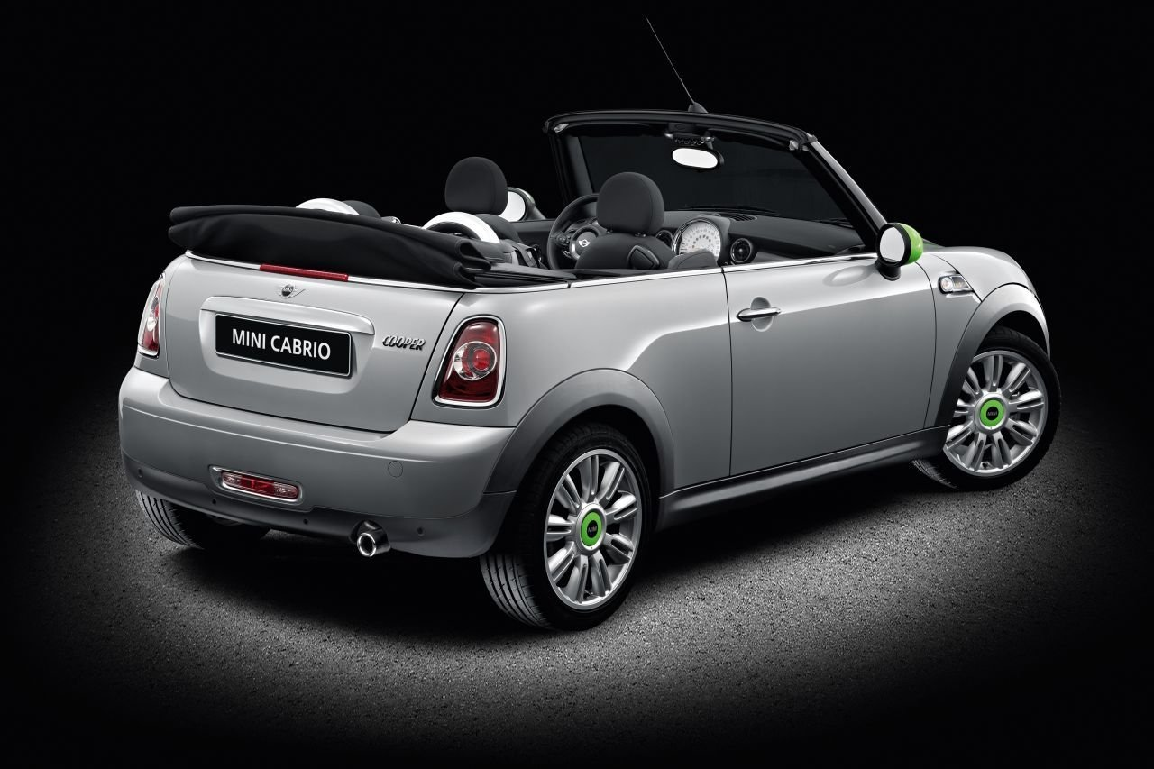 2012 mini cooper cabrio ray line picture 449151 car. Black Bedroom Furniture Sets. Home Design Ideas