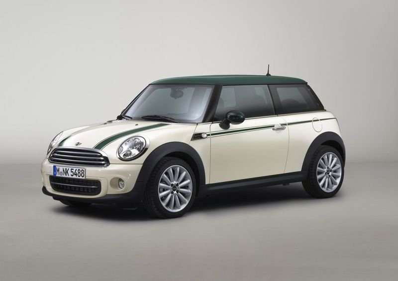 2012 Mini Cooper Green Park Edition Top Speed