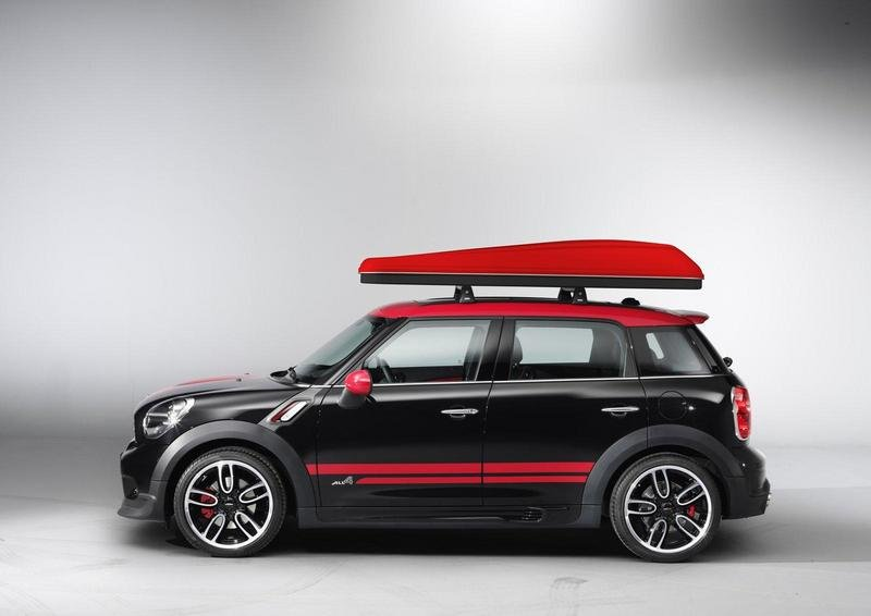 2012 MINI Cooper Swindon Roof Top Tent