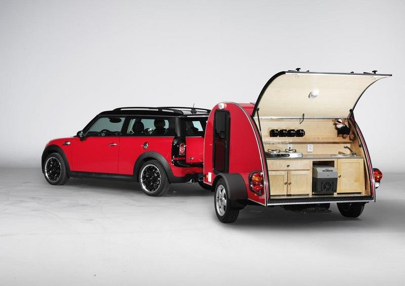 2012 MINI Cowley Caravan