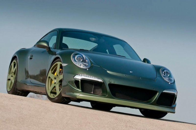 2012 Porsche 911 RUF 35th Anniversary Edition by RUF
