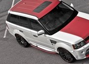 Range Rover Sport Capital City Edition by Kahn Design