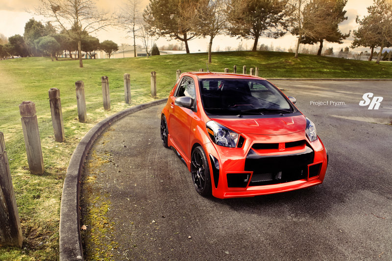 Worksheet. 2012 Scion iQ Project Pryzm by SR Auto Group