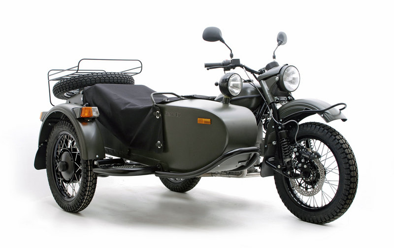 2012 Ural Gear - Up