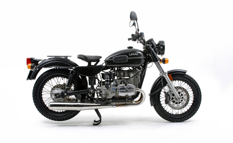 2012 Ural Solo sT High Resolution Exterior - image 449581