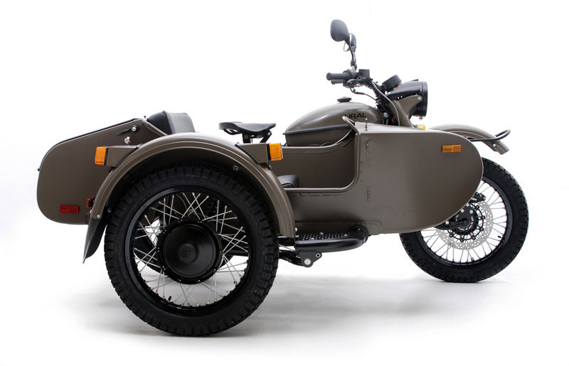 2012 Ural T / Patrol T High Resolution Exterior - image 449536