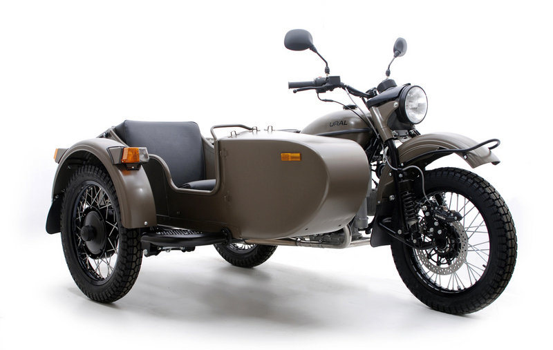 2012 Ural T / Patrol T High Resolution Exterior - image 449539