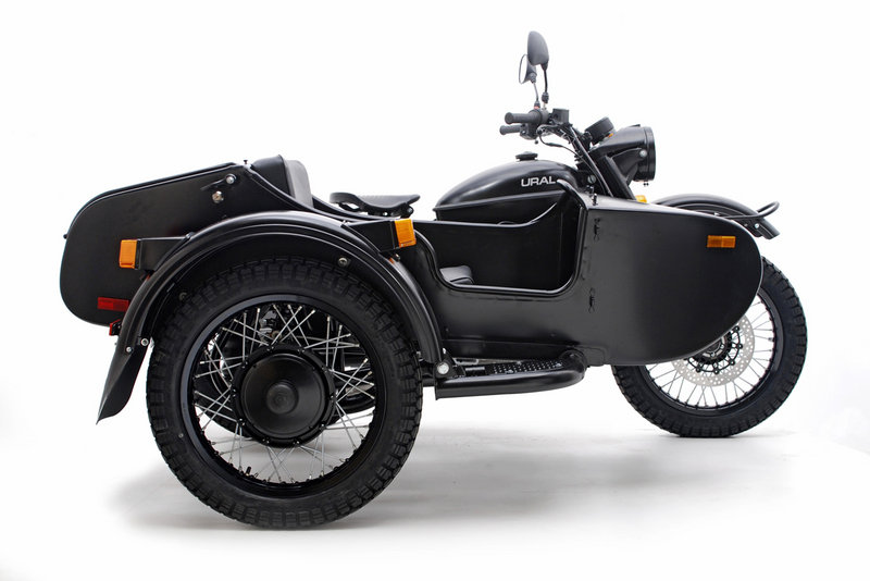 2012 Ural T / Patrol T High Resolution Exterior - image 449531