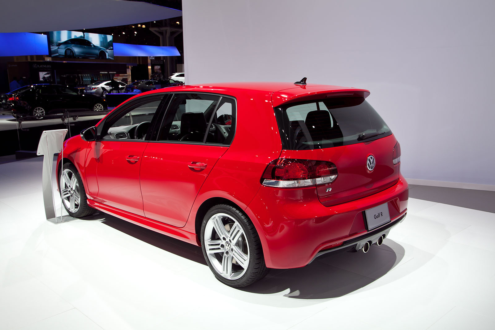 2012 volkswagen golf r us version picture 448637 car review top speed. Black Bedroom Furniture Sets. Home Design Ideas