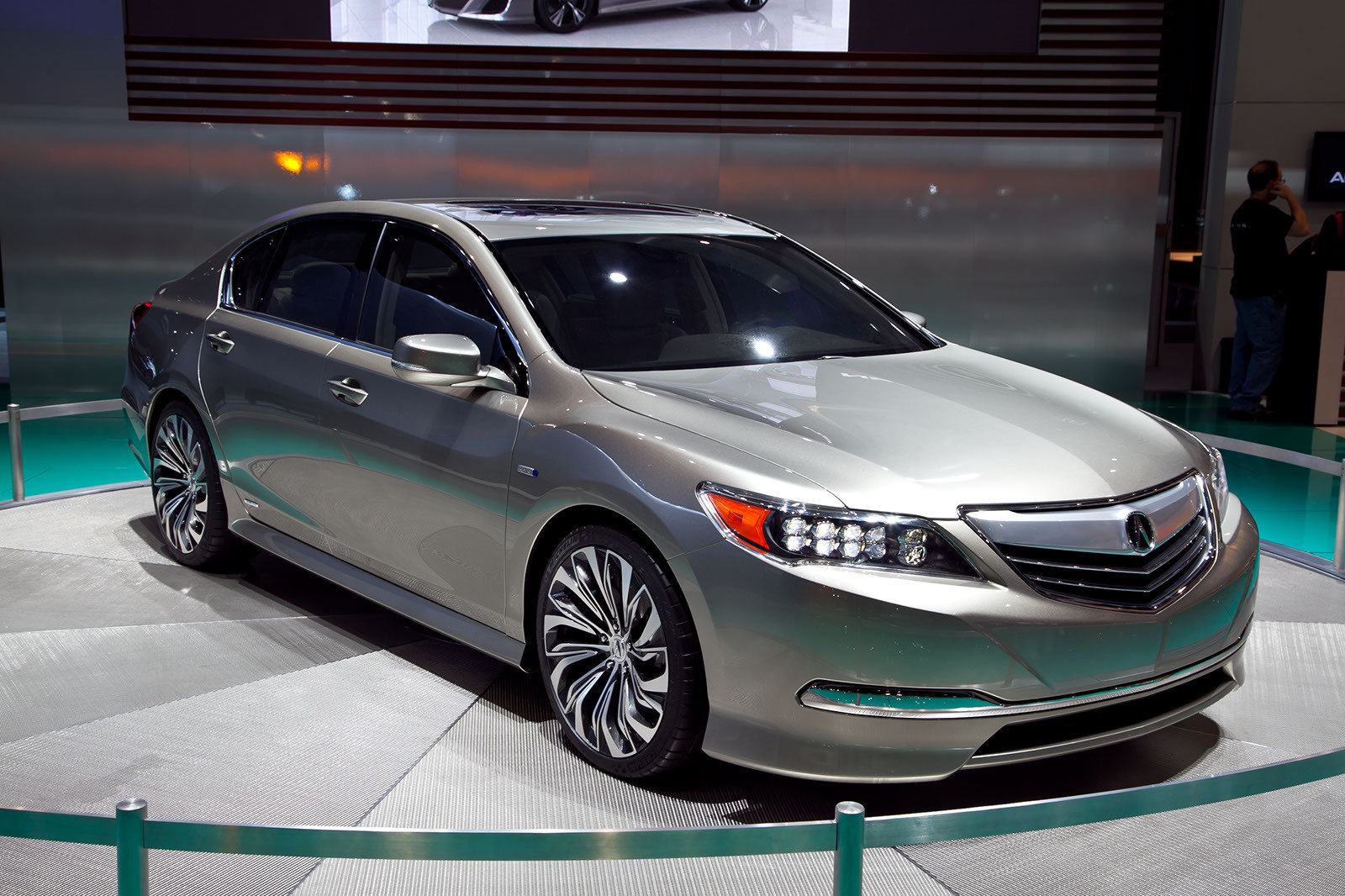 2014 acura rlx picture 448771 car review top speed. Black Bedroom Furniture Sets. Home Design Ideas