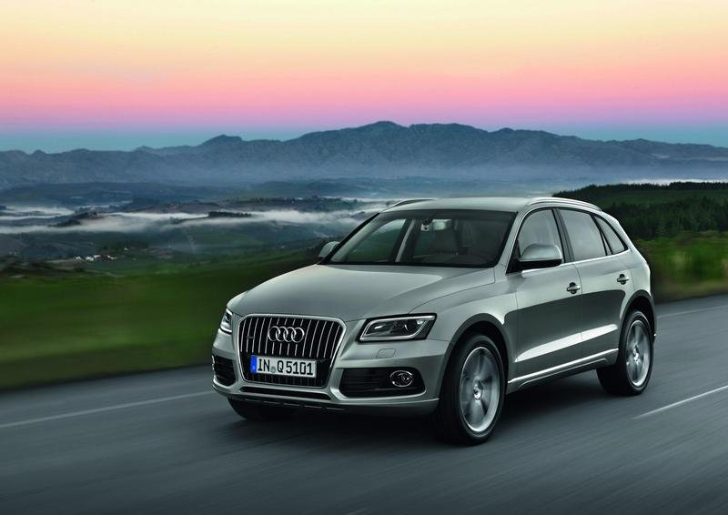 2013 Audi Q5 High Resolution Exterior Wallpaper quality - image 451524