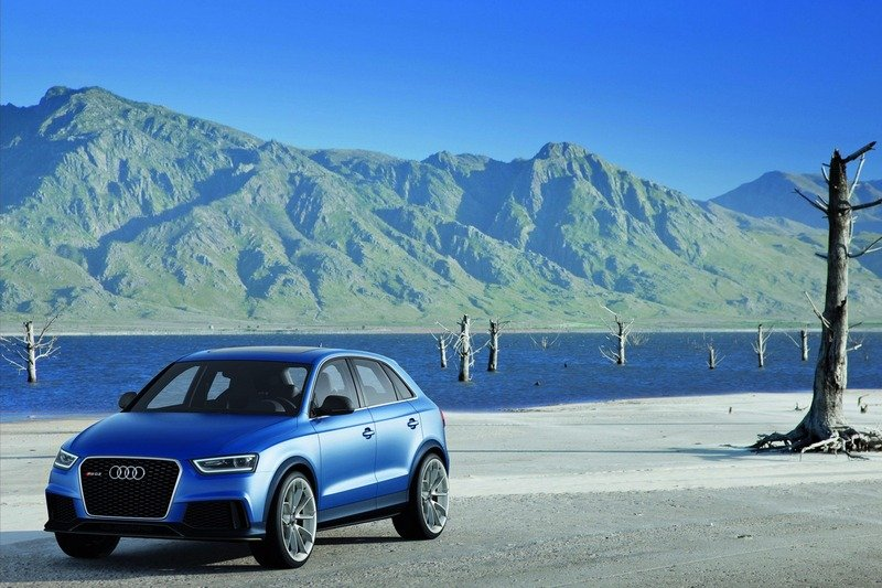 2013 Audi RS Q3 Concept High Resolution Exterior - image 450070
