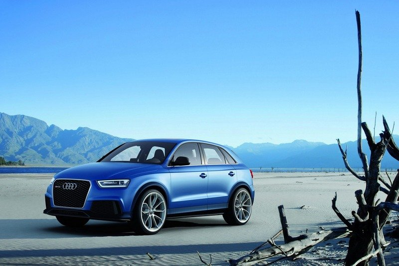 2013 Audi RS Q3 Concept High Resolution Exterior - image 450073