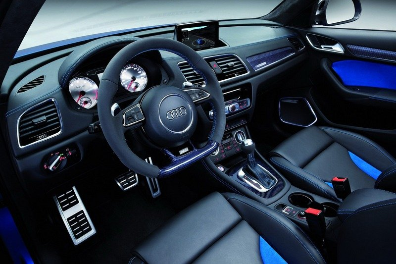 2013 Audi RS Q3 Concept High Resolution Interior - image 450081