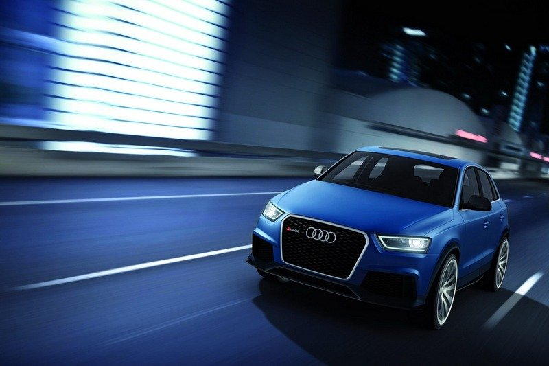 2013 Audi RS Q3 Concept High Resolution Exterior - image 450062