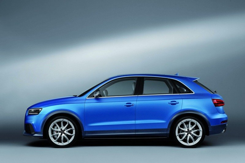 2013 Audi RS Q3 Concept High Resolution Exterior - image 450064