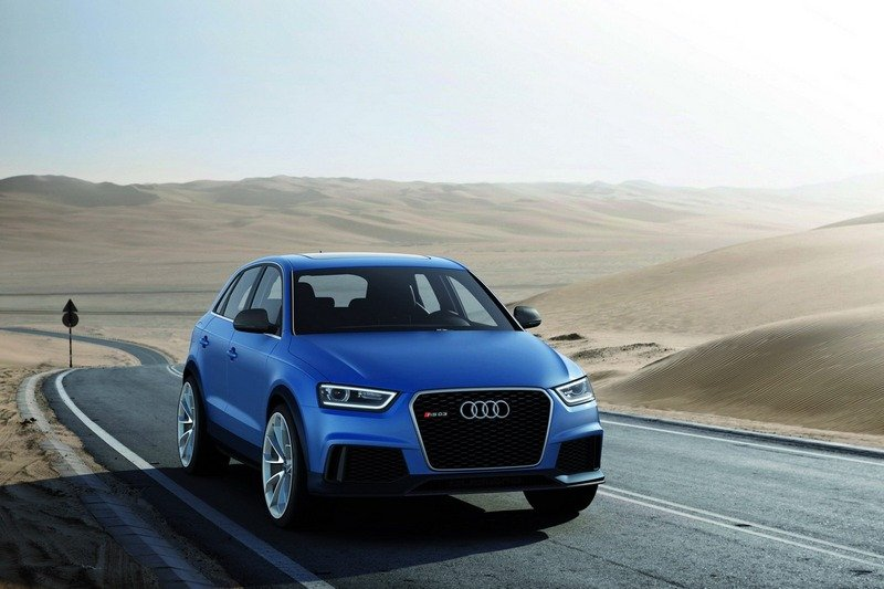 2013 Audi RS Q3 Concept High Resolution Exterior - image 450066