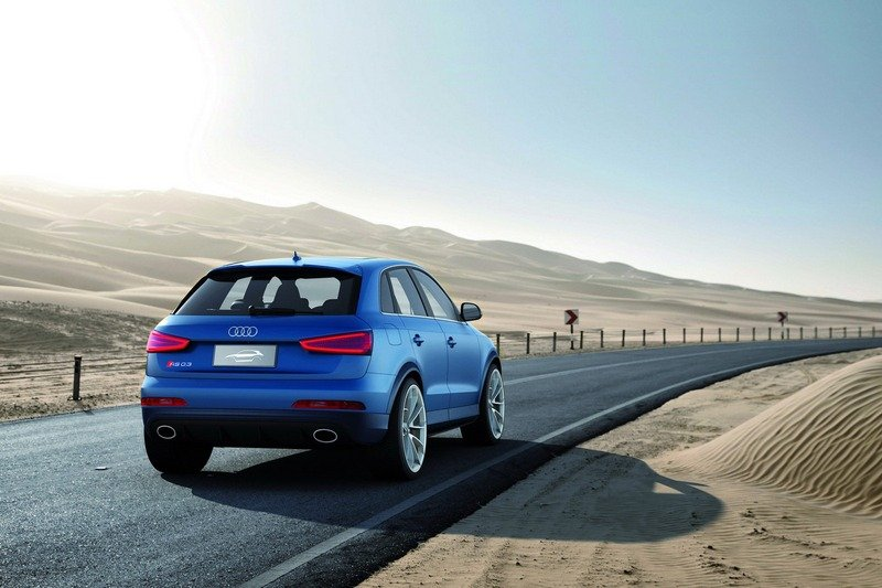 2013 Audi RS Q3 Concept High Resolution Exterior - image 450068