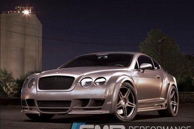 2013 Bentley Continental GT by GMP Performance Exterior - image 449673