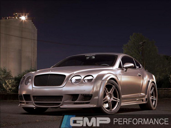 Bentley Continental GT by GMP Performance