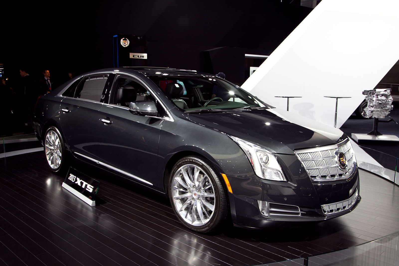 2013 cadillac xts picture 448651 car review top speed. Black Bedroom Furniture Sets. Home Design Ideas
