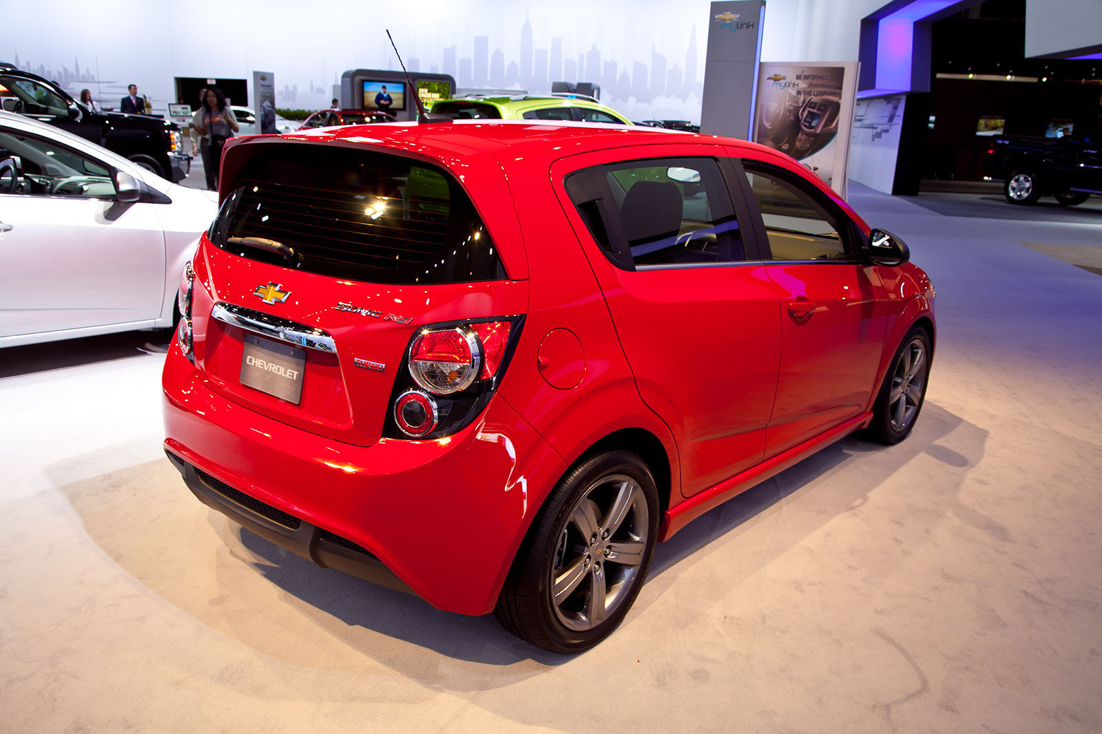 2013 chevrolet sonic rs picture 449883 car review top speed. Black Bedroom Furniture Sets. Home Design Ideas