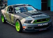 Ford Mustang RTR Monster Energy Falken Tire by Vaughn Gittin
